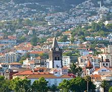 Funchal is the city with the best hotel reputation