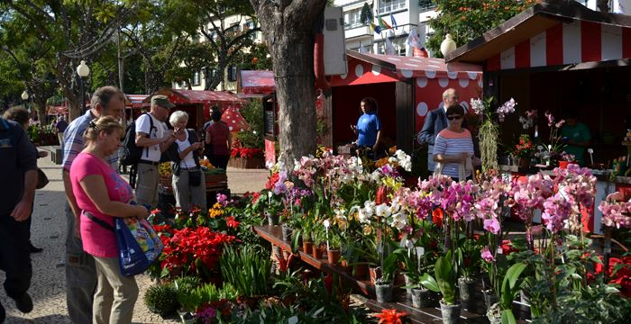 Madeira is on the list of the safest Christmas Markets in Europe