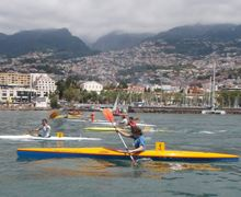 Madeira Surfski LifeSaving