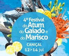 Festival do Atum, do Gaiado e do Marisco