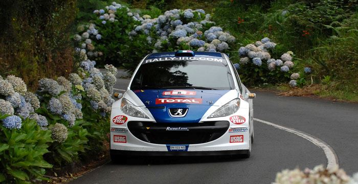 Madeira Wine Rally