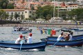 Regatta of Traditional Madeiran Canoes