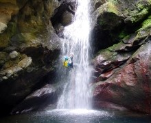 Madeira Canyoning Meeting