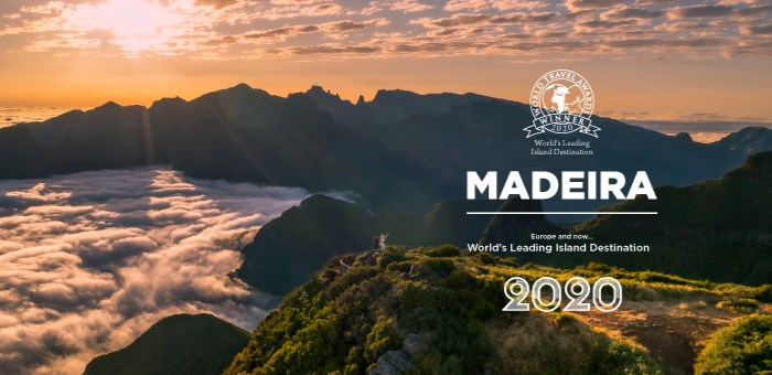 Madeira reelected the World's Leading Island Destination