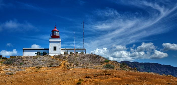 Ponta do Pargo Lighthouse