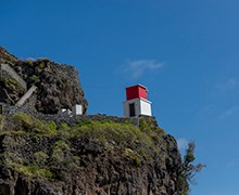 Ribeira Brava Light House