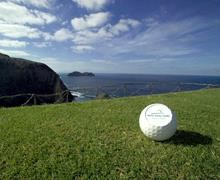 The 2nd best portuguese golf course is at Porto Santo!