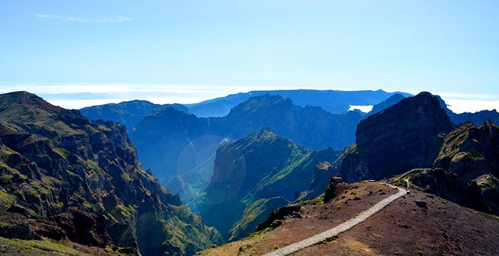 Pico do Areeiro Viewpoint