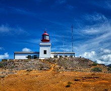 Ponta do Pargo Lighthouse Museum