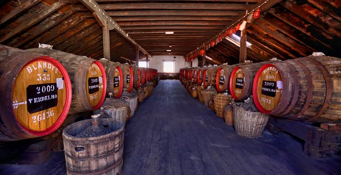 Madeira Wine Company, S.A. | Blandy's Wine Lodge