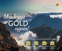 Madeira elected Europe