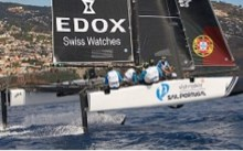 SAP Extreme Sailing Team wins the 3rd Stage of the ESS