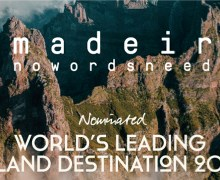 "Madeira nominated for ""World´s Leading Island Destination"""