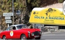 Madeira Classic Car Rally