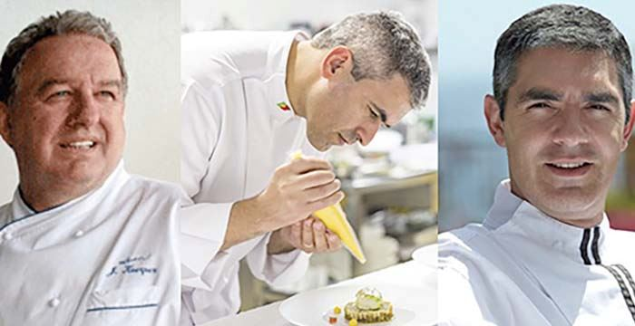 Restaurants Il Gallo d'Oro and William renew their Michelin stars