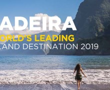 Madeira once again wins the World Travel Awards 2019
