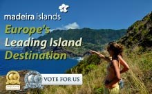 Votez pour la destination Madère - Europe´s Leading Island Destination !