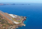 Madeira airport breaks record